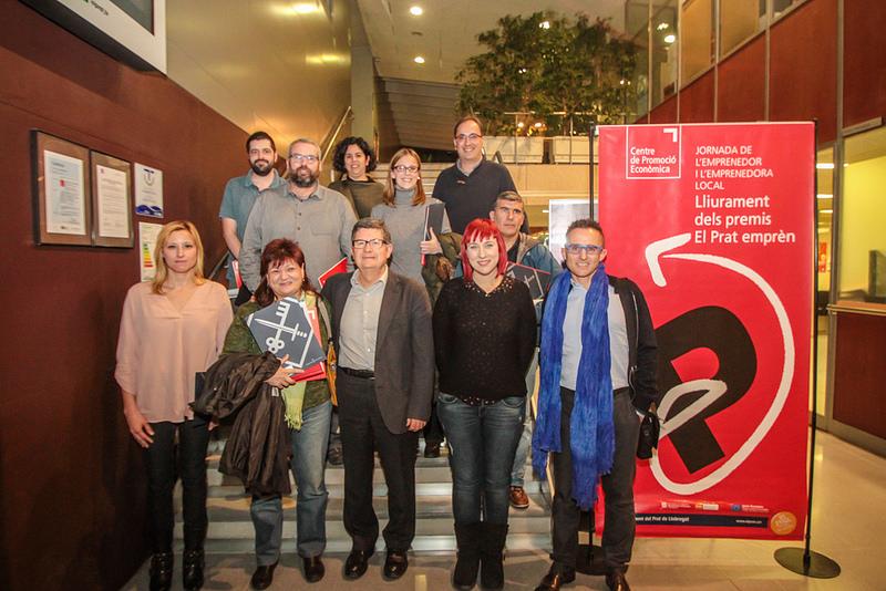 Guanyem El Premi El Prat Emprèn 2015!
