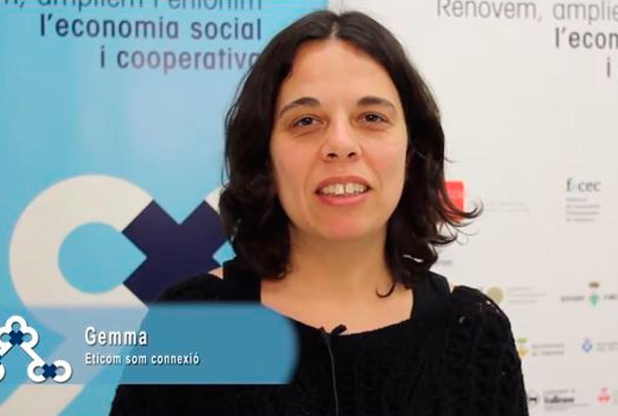 Eticom Som Connexió, Una De Les 25 Empreses Seleccionada Pel Programa Ara Coop.