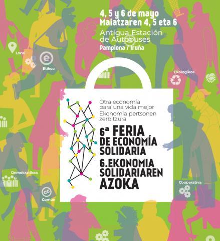 VI Fira D'Economia Solidària De Pamplona