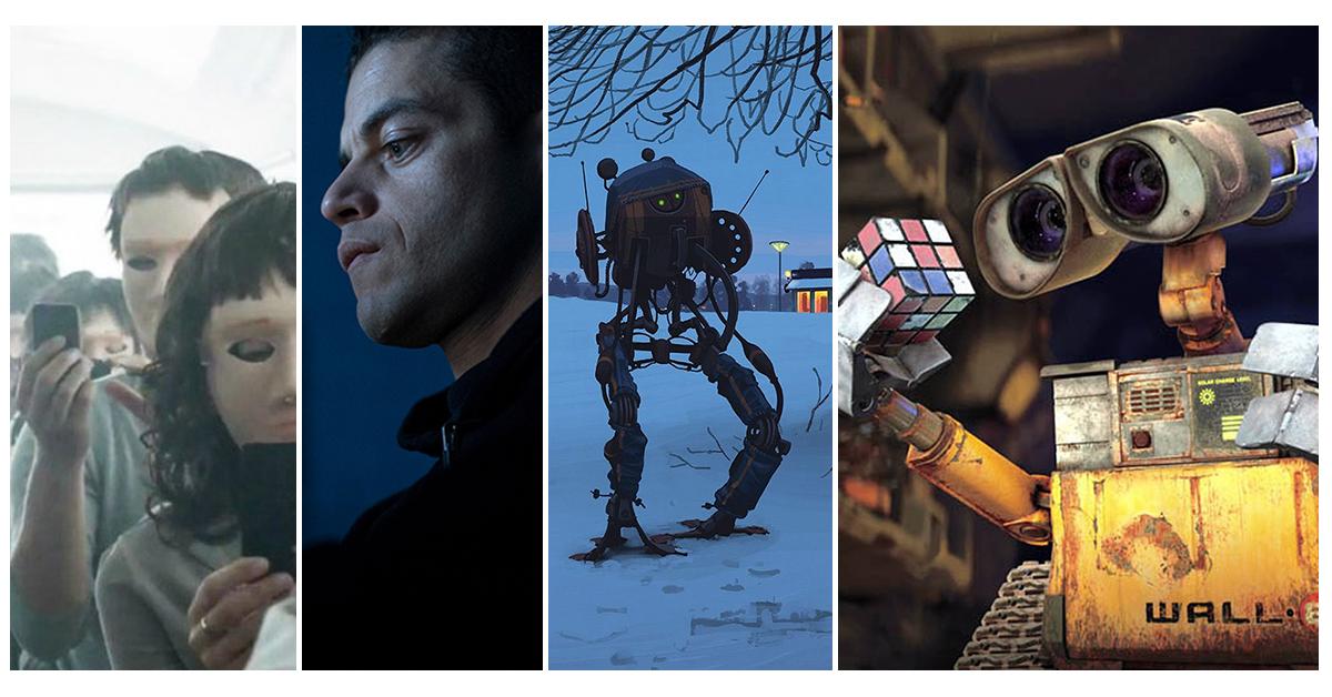 """5 Sèries, 5 Pel·lícules I 5 Documentals Per Encarar La """"nova Normalitat"""""""