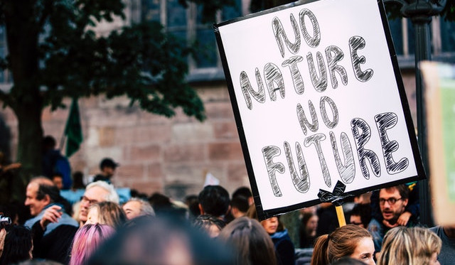 Sin naturaleza no hay futuro