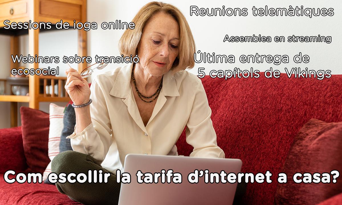 Com Saber Quina Tarifa D'internet Em Convé Contractar?